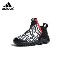 【活动价:229元】阿迪达斯adidas童鞋新款婴幼童学步鞋宝宝训练鞋男童柔软织布户外运动鞋 (0-4岁可选) AH2