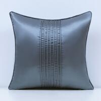 沙发靠垫抱枕含芯套客厅靠枕现代纯色床上家用客厅卧室大抱枕时尚