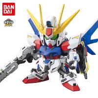 万代高达模型 BB388 Bulid Strike Gundam 全装备创制强袭 创战者