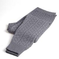 男士秋冬线裤保暖裤 男式中厚打底羊毛裤双层加厚中年送爸爸