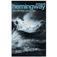 现货 老人与海 英文原版 The Old Man and the Sea 海明威 Hemingway 海明威经典作品