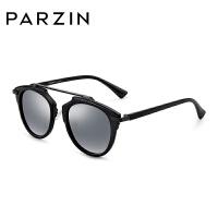 帕森新款时尚复古偏光太阳镜 潮女士圆脸司机开车墨镜9513