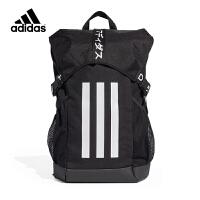 adidas/阿迪达斯男女背包简约大容量旅行包双肩包学生书包FJ4441