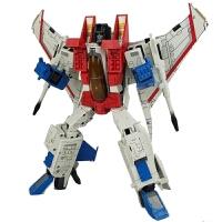 变形金刚红蜘蛛 变形金刚玩具 MPF11放大版 红蜘蛛 MP03配色飞机 CG01红蜘蛛放大版(送标贴)
