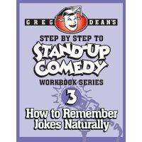 【预订】Step by Step to Stand-Up Comedy - Workbook Series: Workb