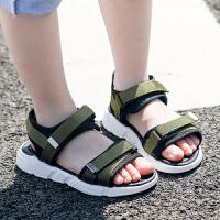 男童凉鞋季新款儿童沙滩鞋女童运动休闲凉鞋学生鞋儿童韩版