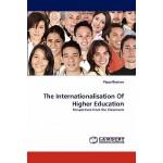 【预订】The Internationalisation of Higher Education