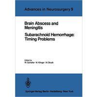 【预订】Brain Abscess and Meningitis 9783540105398