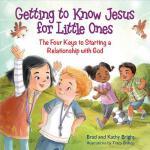 【预订】Getting to Know Jesus for Little Ones: The Four Keys to