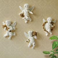 欧式小天使壁饰挂饰墙饰创意墙壁挂件家居客厅电视背景墙上装饰品