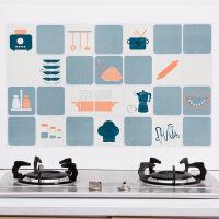 泰蜜熊厨房防油贴纸铝箔纸橱柜桌子台面家具翻墙纸自粘防水耐高温墙贴