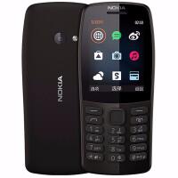 Nokia/诺基亚 新210 直板按键 双卡双待 移动2G 学生商务备用手机 老人老年手机