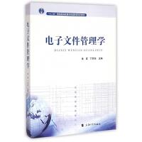 电子文件管理学(十二五普通高等教育本科*规划教材)