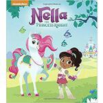 【预订】Nella the Princess Knight Board Book (Nella the Princes