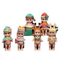 丘比特天使娃娃2017圣诞节限定收藏公仔摆件 2017圣诞款