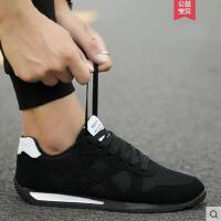 新款网红同款时尚户外新品男鞋子韩版学生运动板鞋潮流男士休闲潮鞋百搭阿甘鞋