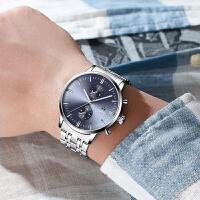 新款石英表商务手表男休闲防水潮流男士手表非机械表