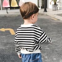 婴儿卫衣外套童装儿童女宝宝上衣T恤
