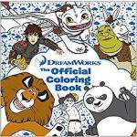 【预订】DreamWorks: The Official Coloring Book 9781524768799