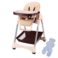 宝宝餐椅可折叠便携式儿童坐椅子多功能婴儿用吃饭餐桌座椅YW392