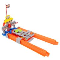 [当当自营]Hotwheels风火轮双轨竞速赛道 儿童塑胶轨道玩具 CBY76