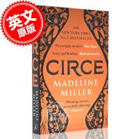 现货 喀耳刻 英文原版 Circe UK OME ex 玛德琳米勒作品 阿基里斯之歌作者 希腊神话再创作 历史幻想小说