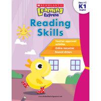 Scholastic Learning Express K1: Reading Skills 学乐学习列车系列练习册K
