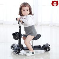 德国宝宝滑板车儿童初学者三合一婴幼儿可坐1-2岁滑滑溜溜车3四轮