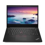联想ThinkPad E480 2TCD 14英寸轻薄窄边框商务笔记本电脑(i3-7130U 4G 500G硬盘)