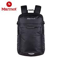 marmot/土拨鼠新款户外32L超轻双肩背包加衬笔记本电脑包 26890