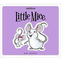 【预订】Little Mice / Ratoncitos: A Bilingual Lift-The-Flap Boo