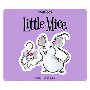 【预订】Little Mice / Ratoncitos: A Bilingual Lift-The-Flap Book 9780996995924 美国库房发货,通常付款后3-5周到货!
