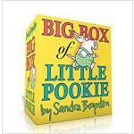 【预订】Big Box of Little Pookie: Little Pookie; What's Wrong,