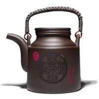 宜�d紫砂提梁��720毫升大茶�刈仙�卮笕萘�饶��^�V泡茶具