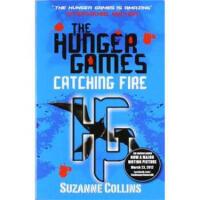 【正版二手书9成新左右】The Hunger Games: Catching fire Suzanne Collins