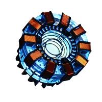 反应堆 钢铁侠反应堆电弧反应堆胸灯模型漫威生日礼物
