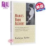 【中商原版】妈妈的银行账户 英文原版 Mama's Bank Account