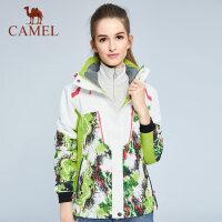 骆驼户外滑雪服 秋冬新品 保暖防风男女款 亲子装