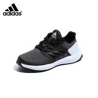 【到手价:369元】阿迪达斯adidas童鞋19新款儿童跑步鞋男童RapidaRun K运动鞋 (5-15岁可选) F