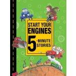 【预订】Start Your Engines 5-Minute Stories