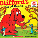 Clifford's Good Deeds 大红狗做好事 9780545215794