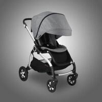 婴儿推车轻便折叠可坐可躺双向高景观宝宝新生手推伞车