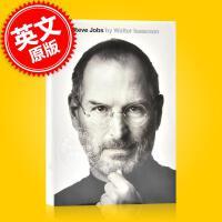 [现货]英文原版 Steve Jobs 正版 史蒂夫 乔布斯传 英文版 美国版精装 乔布斯官方传记 自传