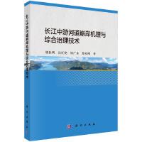 长江中游河道崩岸机理与综合治理技术