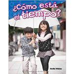 【预订】Como Esta El Tiempo? (What Is the Weather?) (Spanish Ve