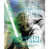 Star Wars Complete Visual Dictionary英文原版星球大战书 视觉词典设定集艺术画册
