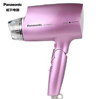 松下(Panasonic)电吹风机家用大功率速干纳米水离子恒温护发EH-WNA1B紫色