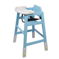 儿童餐椅宝宝吃饭婴儿座椅便携式多功能椅子bb凳小孩实木餐桌YW126