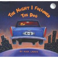 The Night I Followed the Dog 跟踪小狗的那个晚上(精装) IBSN978081180647