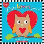 【预订】Whooo Loves You? 9781338110876